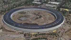 new apple u0027spaceship u0027 campus could boost business increase