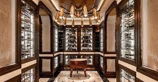 Avroko Interior Design Trend Alert Restaurant Style Wine Cellars At Home