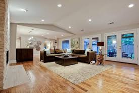 Hardwood Floor Living Room Roy Project Nortex Custom Hardwood Floors Modern Living