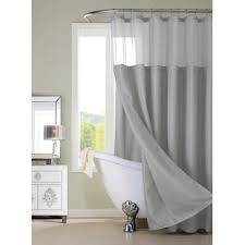 Coolest Shower Curtains Modern Shower Curtains Allmodern