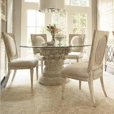 Table Round Glass Dining With Wooden Base Breakfast Nook by Table Marvelous Dining Tables Pedestal Kitchen Table Bar Height