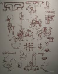 early anatomy and contemporary robotics u2014 pomarico design studio