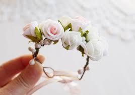 bridesmaid corsage woodland corsage wrist corsage bridal cuff bracelet