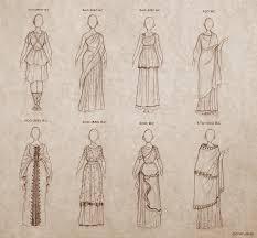 ancient greek dresses by ninidu on deviantart