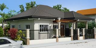 single story house single story house plan floor area 108 square meters