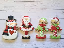 778 best christmas winter cookies images on pinterest decorated