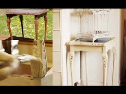How To Shabby Chic by How To U0027shabby Chic U0027 Furniture Youtube