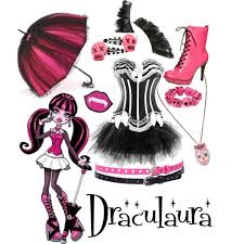 Draculaura Halloween Costume 19 Draculaura Style Inspiration Images Monster