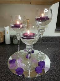 wedding receptions on a budget purple wedding table centerpiece purple wedding receptions
