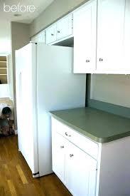 unique cabinet above fridge cabinet size no cabinet over refrigerator over the