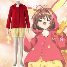 cute anime halloween aliexpress com buy cardcaptor sakura kinomoto sakura cosplay