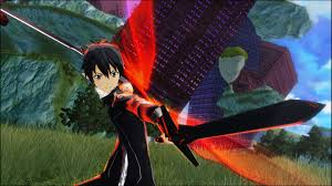 sword art online accel world vs sword art online coming to ps4 and ps vita in the