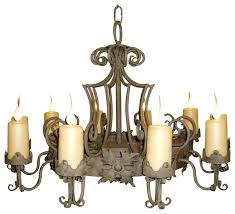 Real Candle Chandelier Pillar Candle Chandelier Collection Rh In With Candles Prepare 13