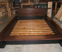 How To Make A Queen Size Platform Bed Frame by Tremendous Floyddiybedframe Plus Floyd Diy Platform Bed Frame