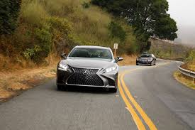 first lexus model 2018 lexus ls first drive review automobile magazine