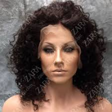 highlights for latina hair zara lace front wigs zara luxe chinese remy latina curl texture