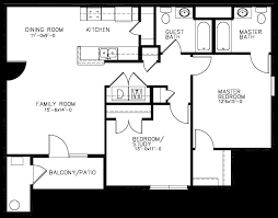 Cape Floor Plans by Southwind Apartments Floor Plans Apartments Norfolk Virginia