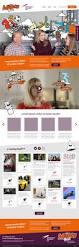 the mighty quiz website dan gould design