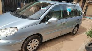 peugeot nigeria the lion community blog used tokunbo peugeot 807 van for sale