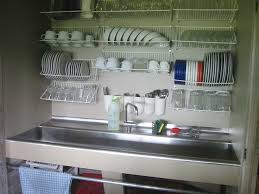 over the sink dish drying rack dish drying racks above sink kitchen pinterest dish drying