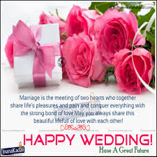 happy marriage wishes new happy married messages and wishes in jnana kadali