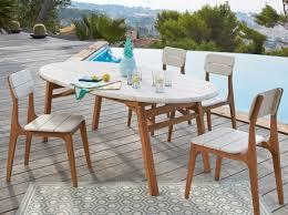 chaise et table de jardin pas cher solde table et chaise de jardin table bois pliante exterieur