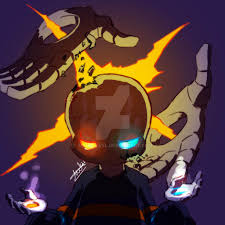 underswap sans redraw by pastelumbreon on deviantart fan searchtale sans by aude javel on deviantart