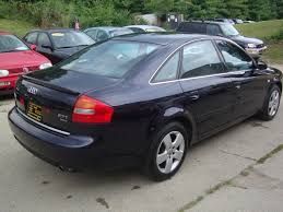 2002 audi a6 2 7 t quattro 2002 audi a6 2 7t quattro for sale in cincinnati oh stock 10310