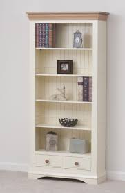 Particle Board Bookcase 15 Ideas Of Painted Wood Bookcase