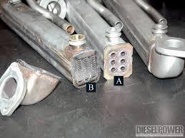 ford ranger egr valve problems ford 6 0l power stroke problem solvers diesel power magazine