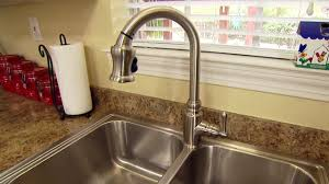 danze kitchen faucet repair replacing faucet completes kitchen remodel today s homeowner