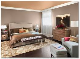 Great Colors For Bedrooms - two tone colors for bedrooms at home interior designing