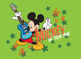 Guitar Rugs Mickey Guitar Rugs Carpets For Kids In 100cm X 150cm Kids Rugs