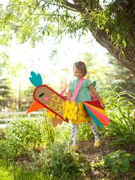 duct tape bird costume from my book playful fun projects to make