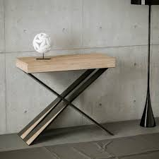tavoli consolle allungabili prezzi tavolo consolle allungabile diago tavolo design design