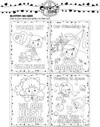how to craft valentine u0027s day cards to print hellokids com