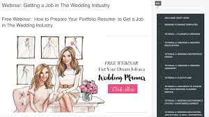 how to become a wedding planner for free wedding planning course usa