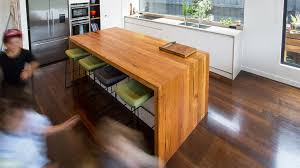 kitchen islands melbourne and recycled timber bench tops timber revival melbourne