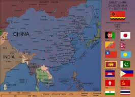 Chinese Map Real Map Of China History Of China Conquest Of Tibet Map Of Tibet