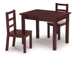 tot tutors table chair set chair dark espresso tot tutors kids table