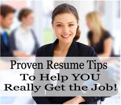 Good Resume Building Tips by Tips Building Good Resume