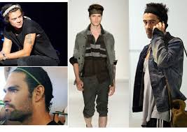 men headband now trending are you enough to wear a headband gq