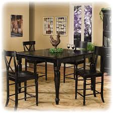 Manificent Design Black Counter Height Dining Table Fancy Plush - Counter height dining table in black
