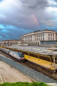 Amtrack Amtrak Kicks Off Solicitation For Baltimore Penn Station Master