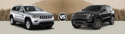 difference between jeep grand laredo and limited compare 2017 jeep grand laredo vs grand limited