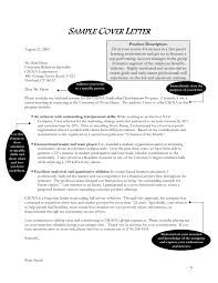 cover letter executive director non profit organization