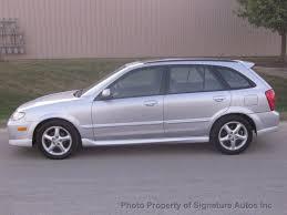 2002 used mazda protege5 5dr wagon 2 0l automatic at signature