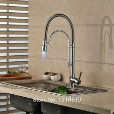 aliexpress com buy newly single hole kitchen sink faucet pull
