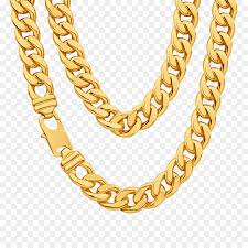 free gold necklace images Chain gold necklace clip art chain png download 1000 1000 jpg
