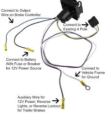 7 Way Trailer Harness Diagram 7 Pin Trailer Wire Diagram At Wiring For Plug Wordoflife Me